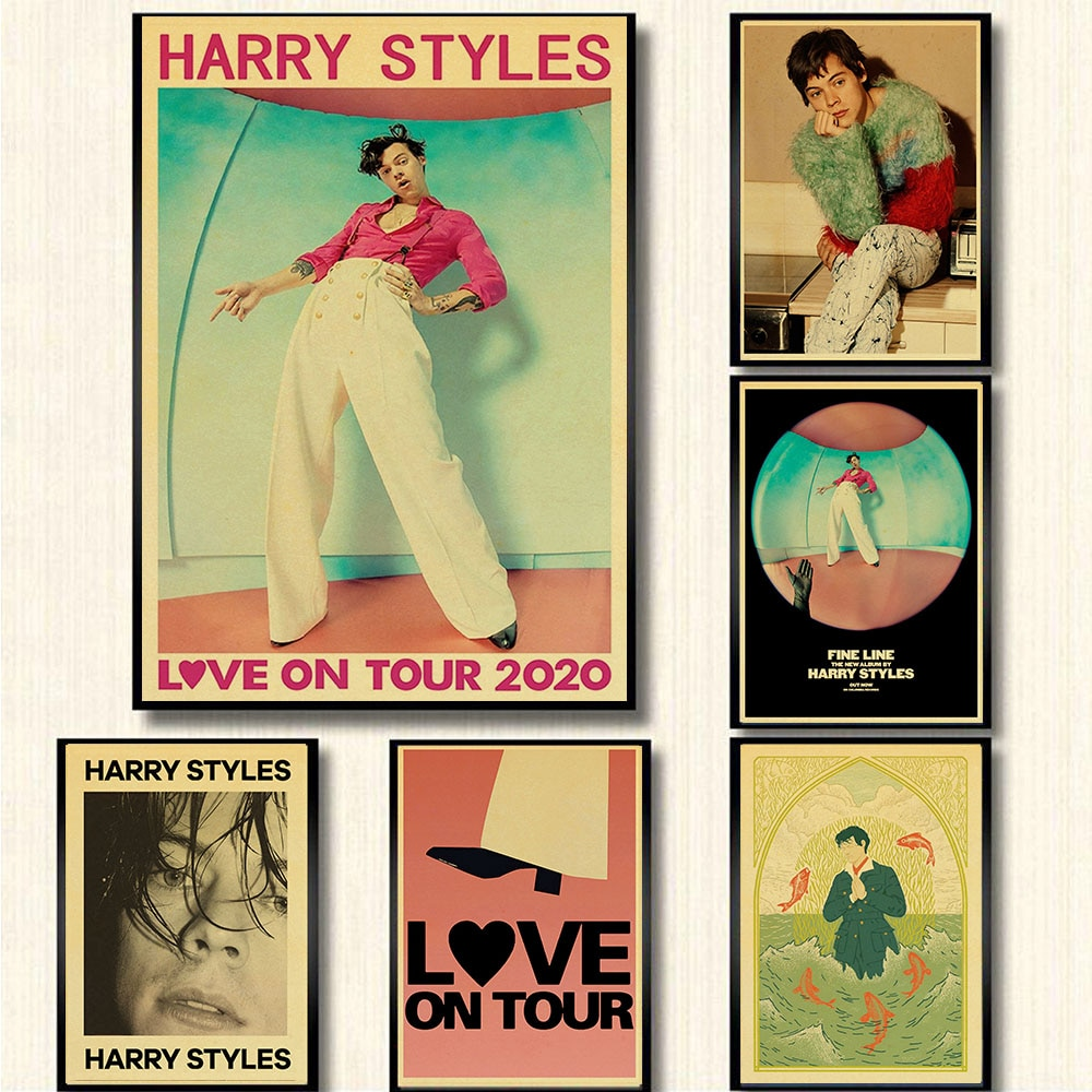 famous british singer harry styles poster 2889 - Harry Styles Store